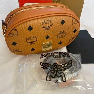 MCM Crossbody Belt Bag